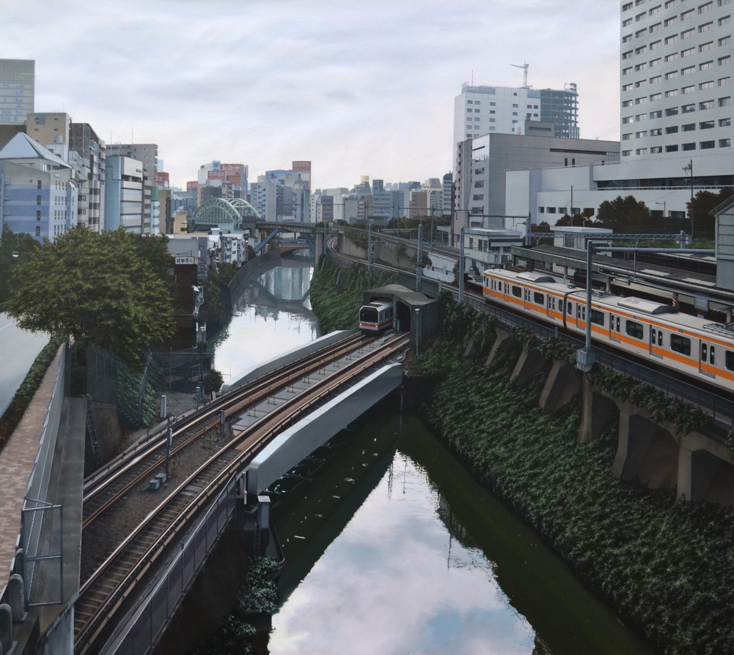 Ochanomizu (100 views of Tokyo)