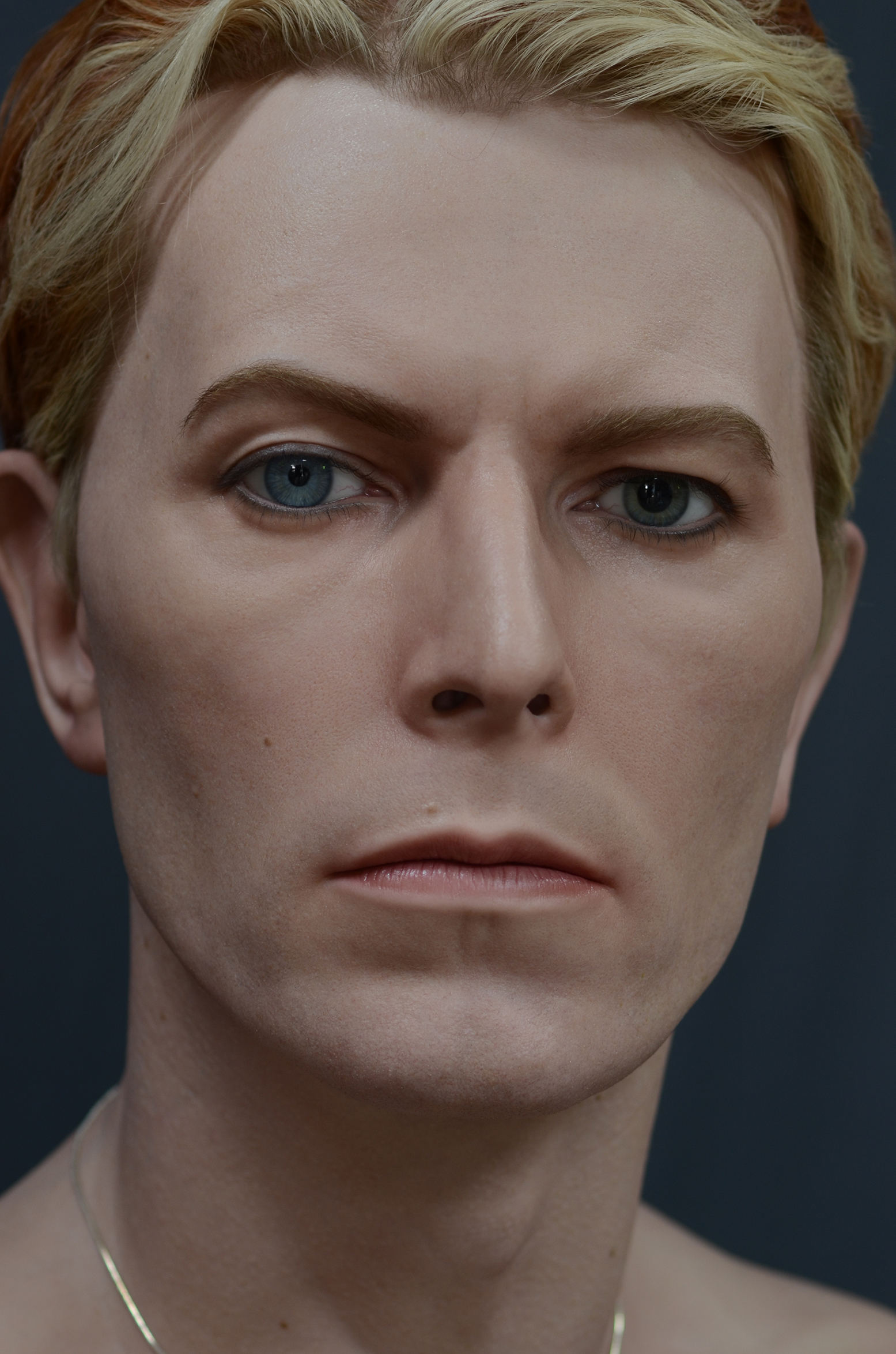 David Bowie (front view)