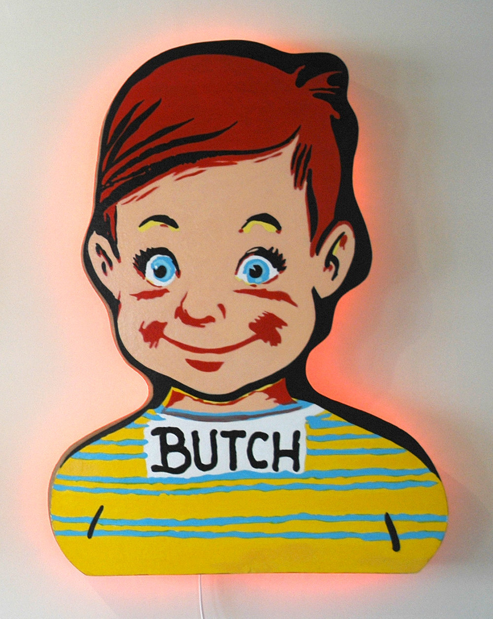 BUTCH (HERE WE ARE)