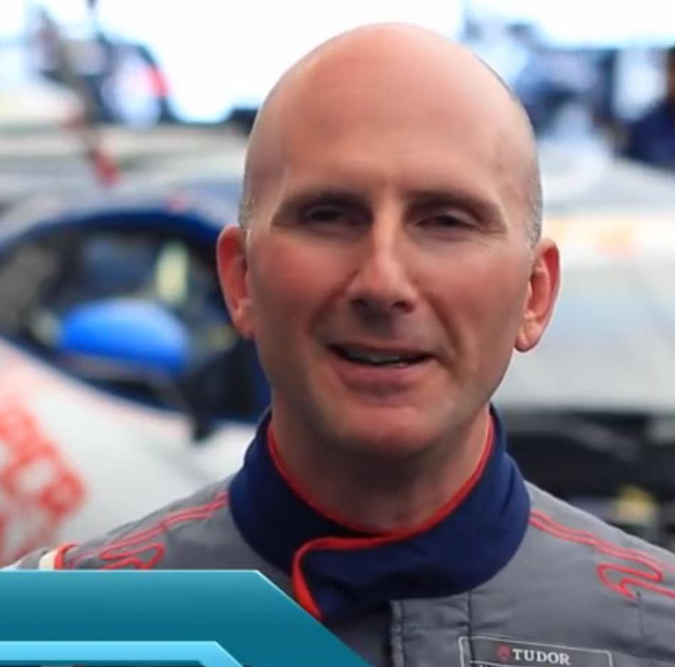 Driver Ben Keating