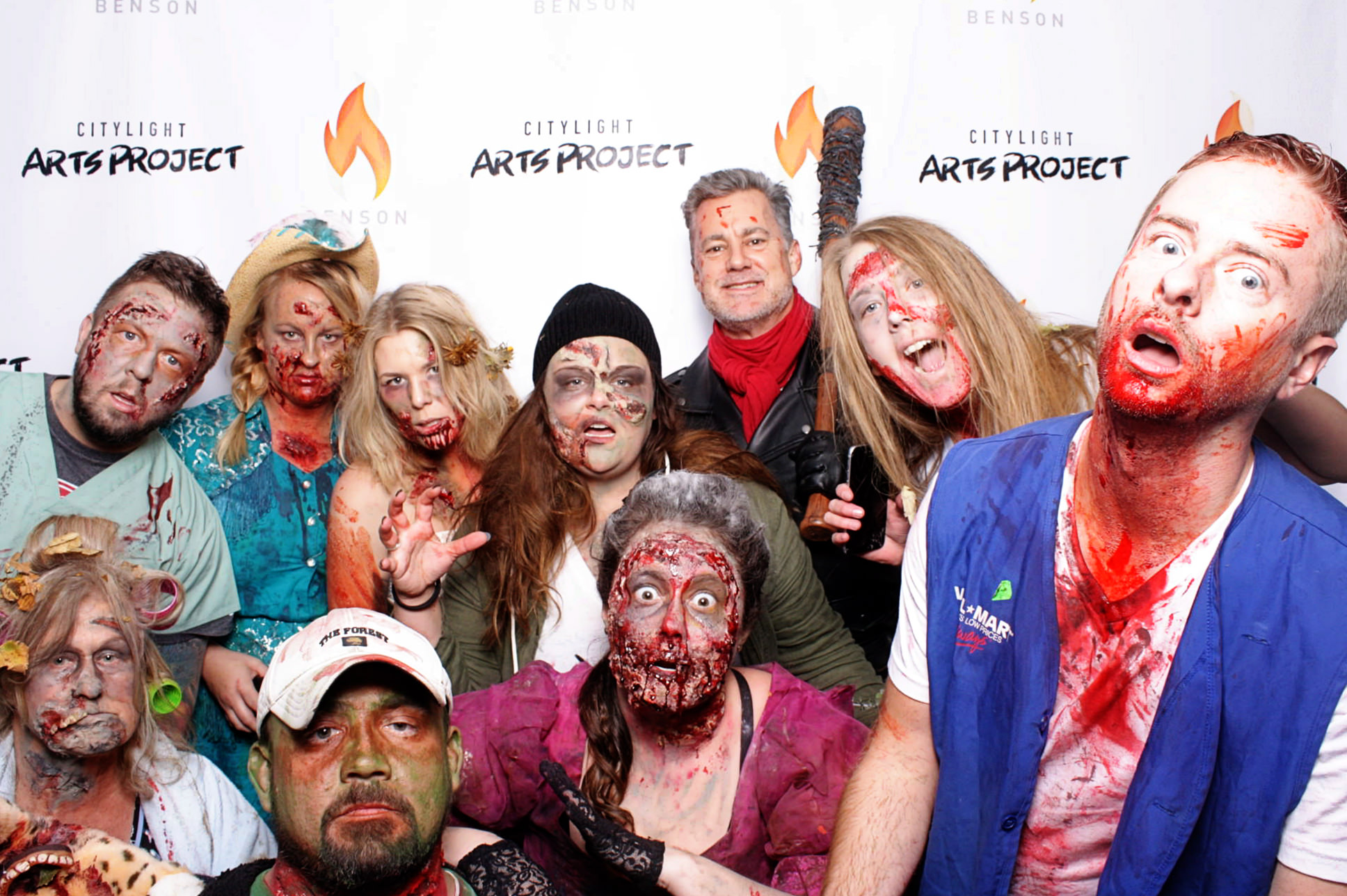 Citylight Benson-omaha-nebraska-zombie walk- snap omaha photo booth