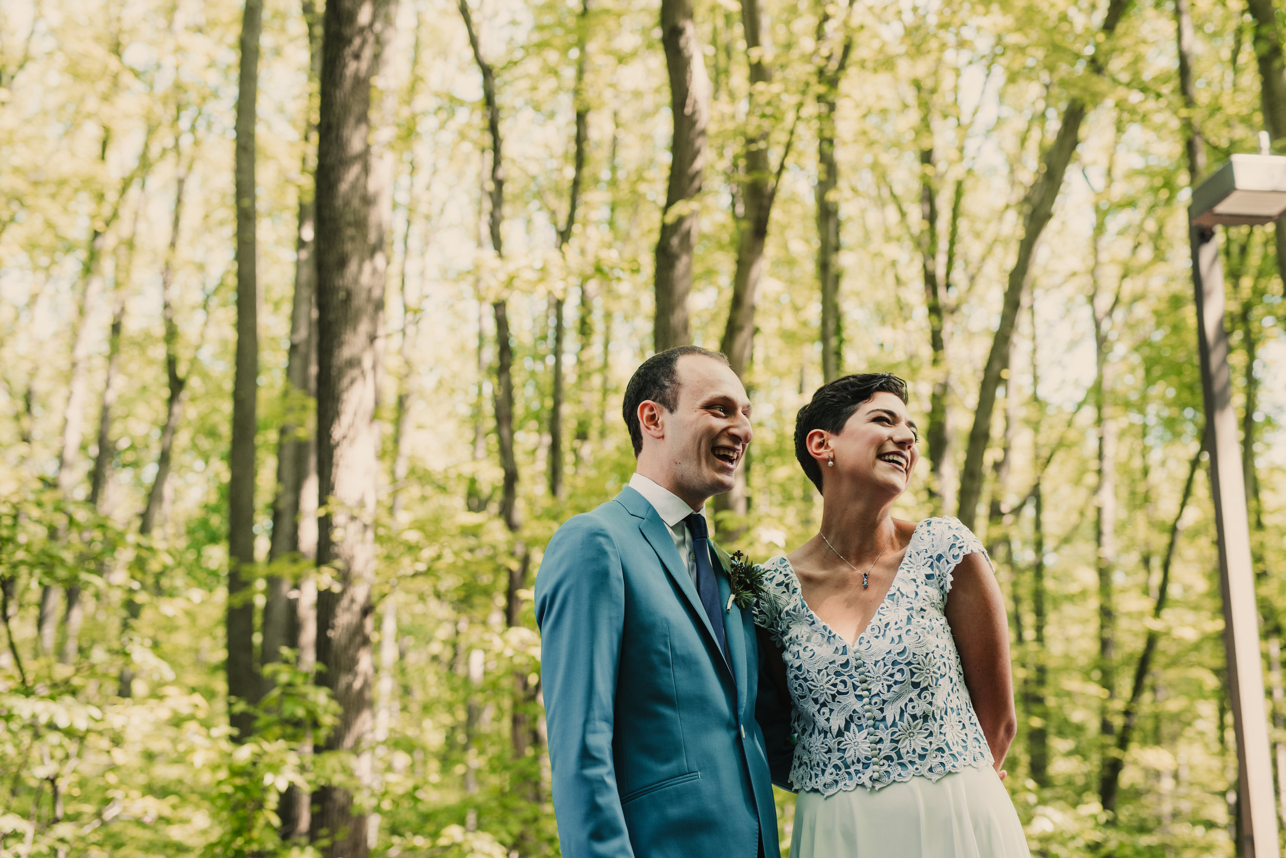 Naomi & Elan - Reading each other's love letters before the first look, accents of blue everywhere, and the liveliest Horah you've ever seen. This was one of the most energetic and heartwarming wedding days, and I'm honored to have captured it all.
