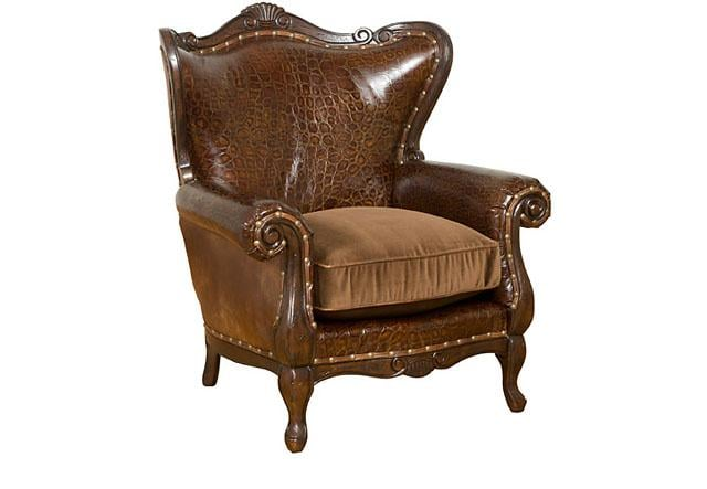 The Isabella Chair by King Hickory