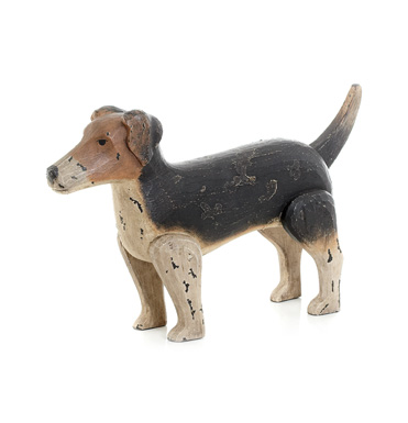 Wooden Jack Russell