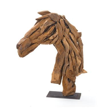 Driftwood Horse