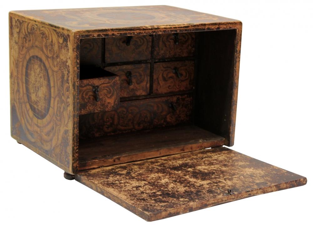 7 Drawer Box