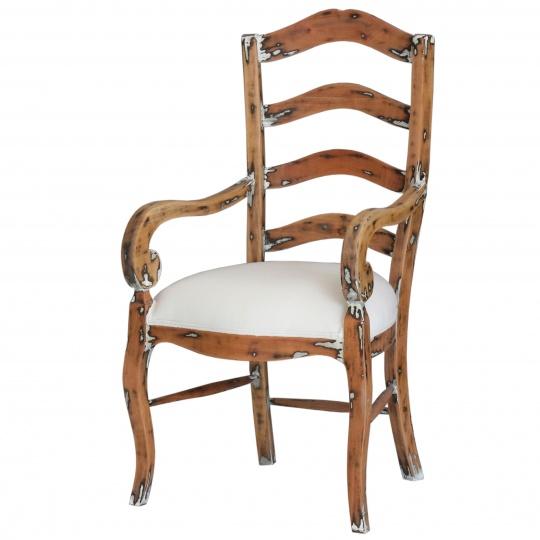 Bankside Ladder Back with Cushion
