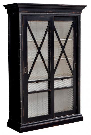 Small Harold Display Cabinet
