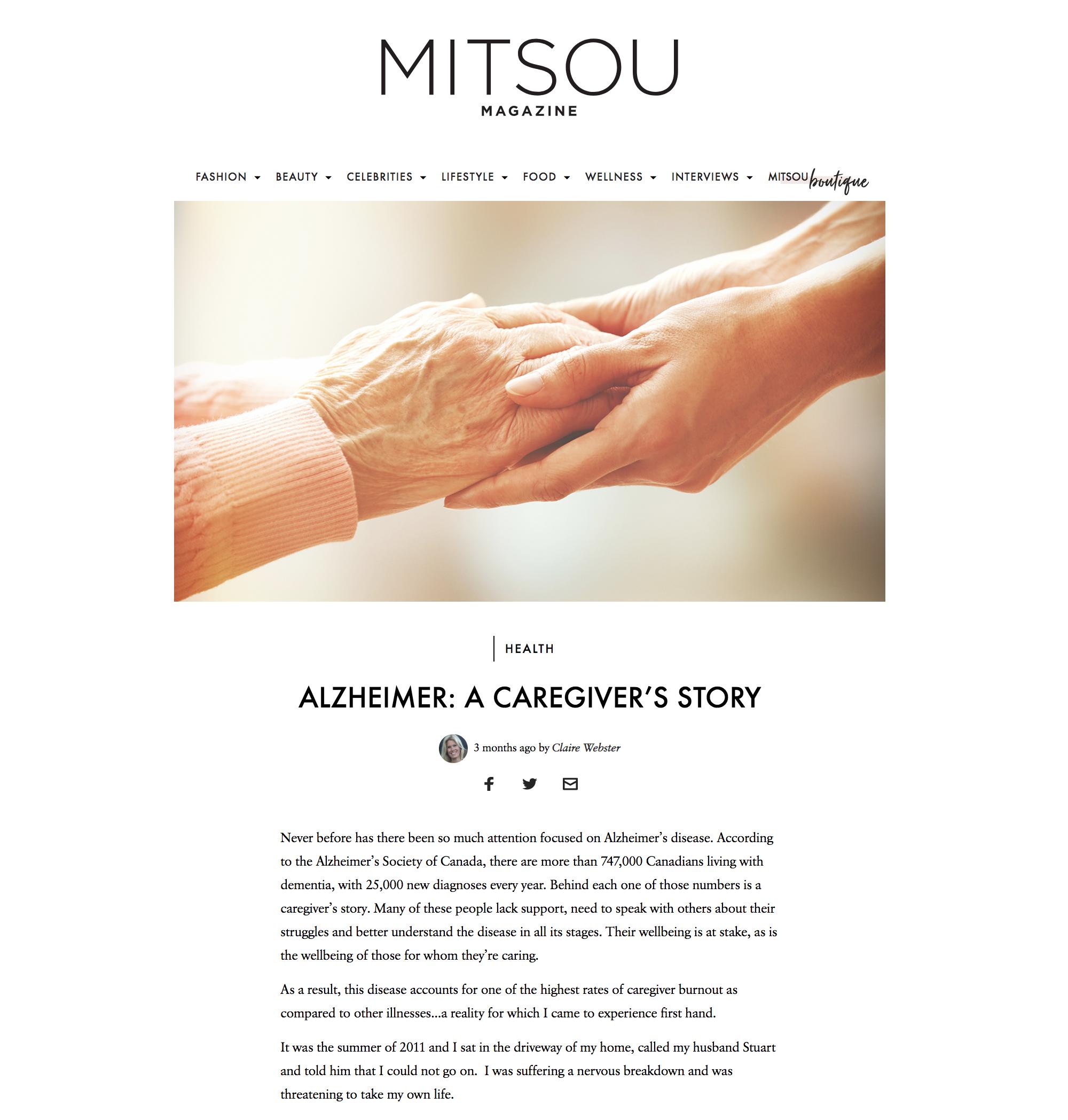Mitsou Magazine - February 2019