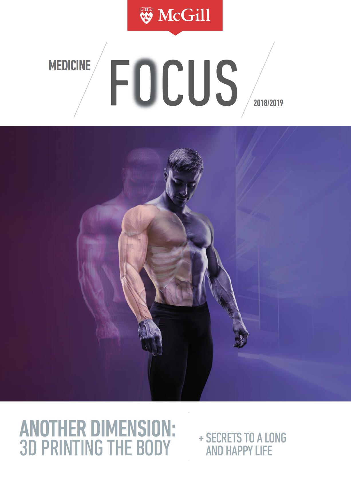 McGill Medecine Focus - 2018/2019