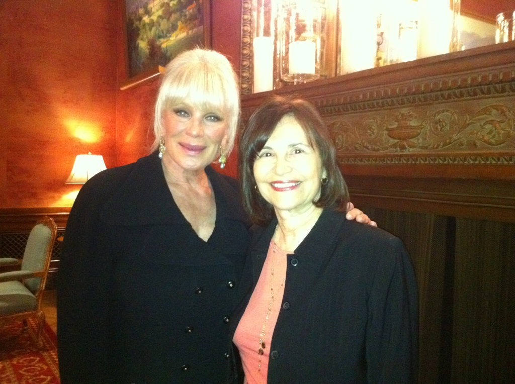 Linda Evans is a sweetheart