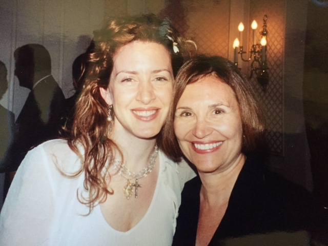 Joely Fisher, my partner in crime