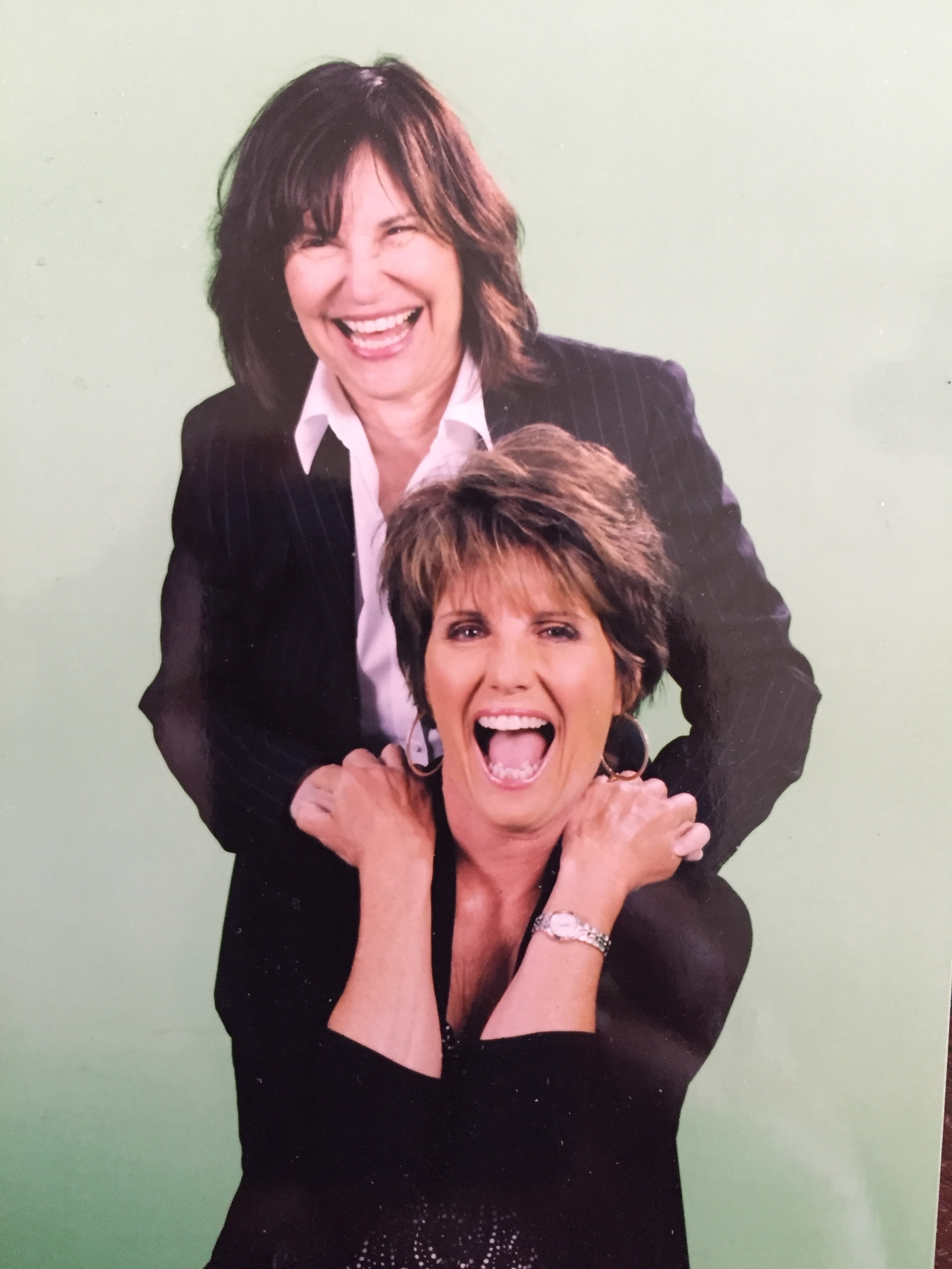 My sister in crime--Lucie Arnaz