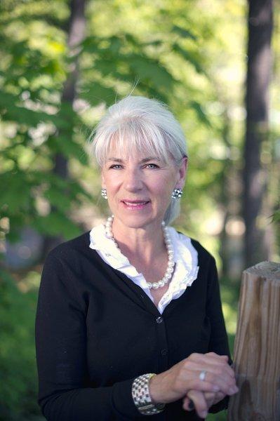 Owner and Designer, Barbara Foley.