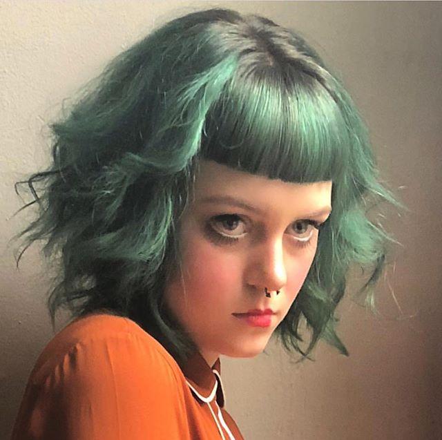 Sneak peek of Erin's model for a Barnet Fair photo shoot with @paparob  Hair by @erinporsia makeup by @hanton_soup