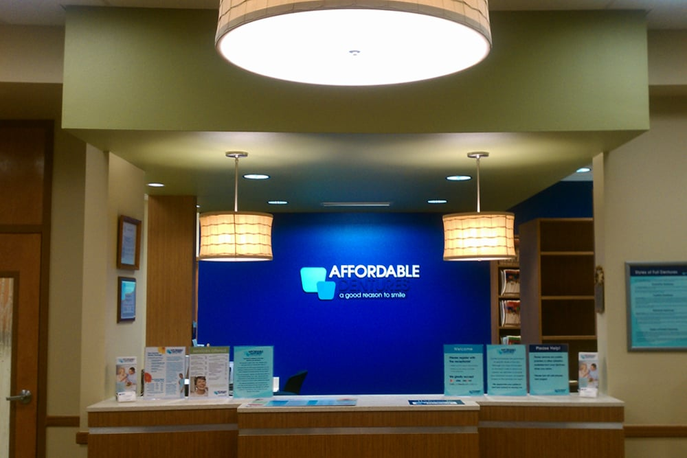 NOW OPEN!! - Affordable Dentures officially announced the opening of their newest dental clinic in Mentor, Ohio.
