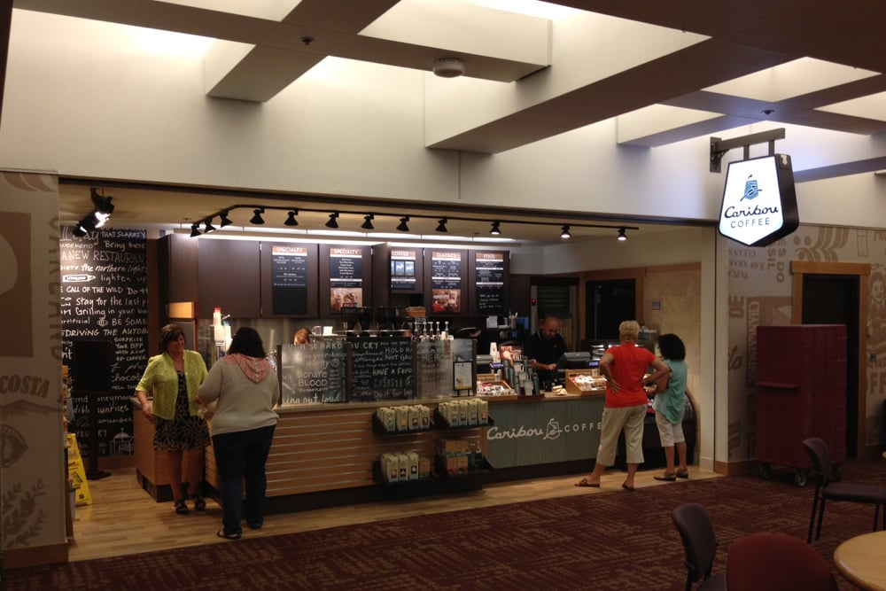 NOW OPEN!! - Wilkus Architects and Caribou Coffee are excited to announce the opening of the newest Caribou Coffee location at the University of Minnesota.