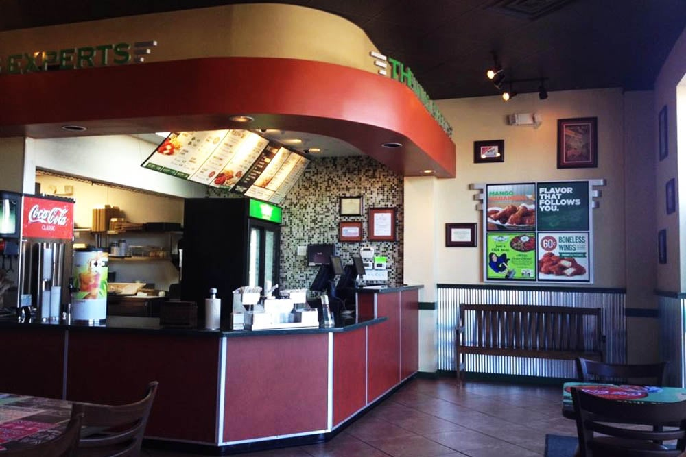 NOW OPEN!! - Wingstop Restaurants and local brand partner officially announced the opening of their newest restaurant location at 398 East Pipeline Road in Hurst, Texas.