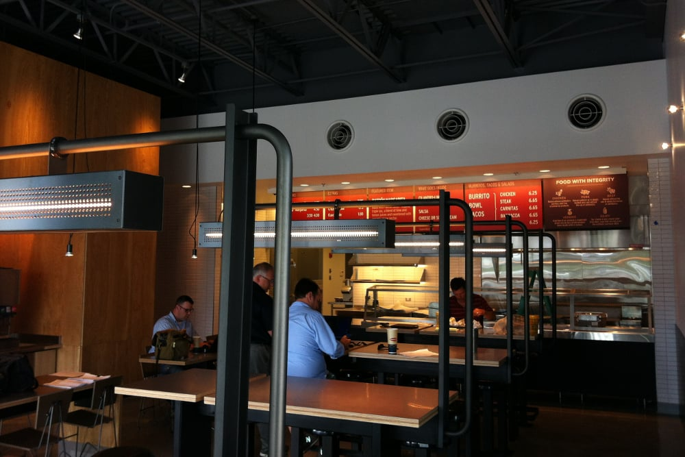 NOW OPEN!! - Chipotle Mexican Grill officially announced the opening of their newest location in in Oak Brook, IL.
