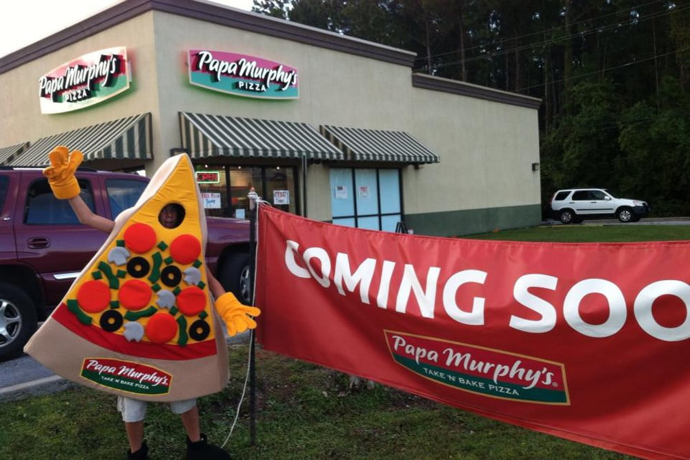 NOW OPEN!! - Papa Murphy's Take 'N' Bake Pizza is proud to announce the opening of their newest location in Callaway, FL.