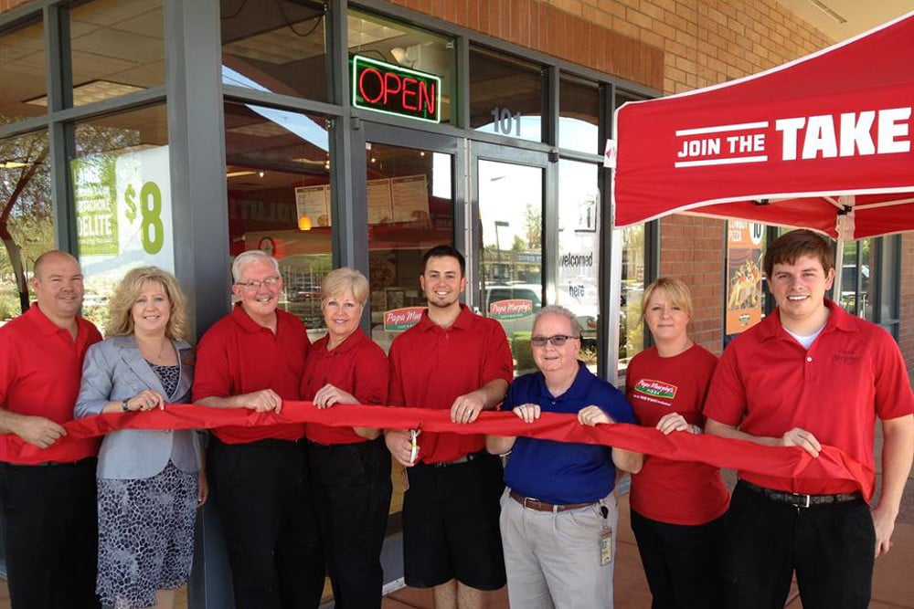 NOW OPEN!! - Papa Murphy's Take 'N' Bake Pizza is proud to announce the opening of their newest location in Mesa, AZ.