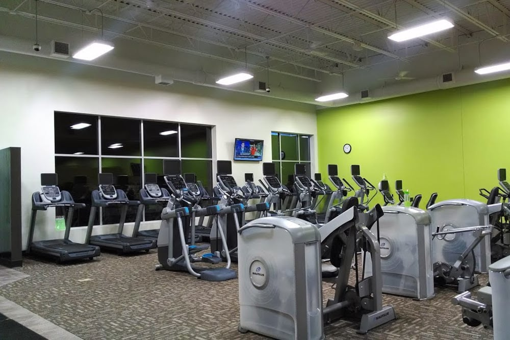 NOW OPEN!! - Wilkus Architects works with Anytime Fitness to develop it's latest location in Eden Prairie, Minnesota.