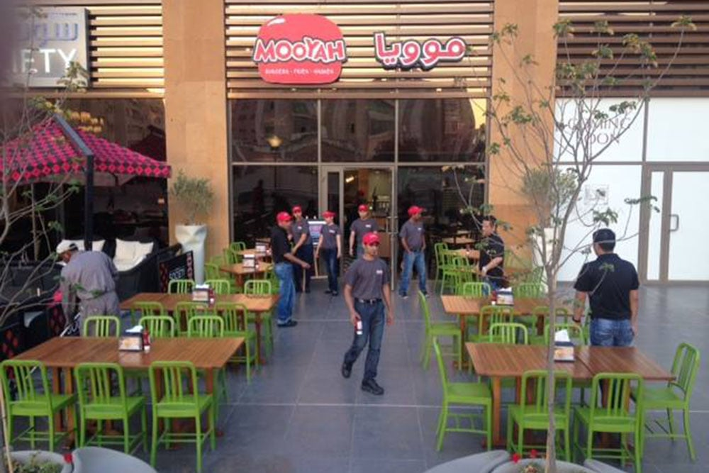 MOOYAH - Kuwait