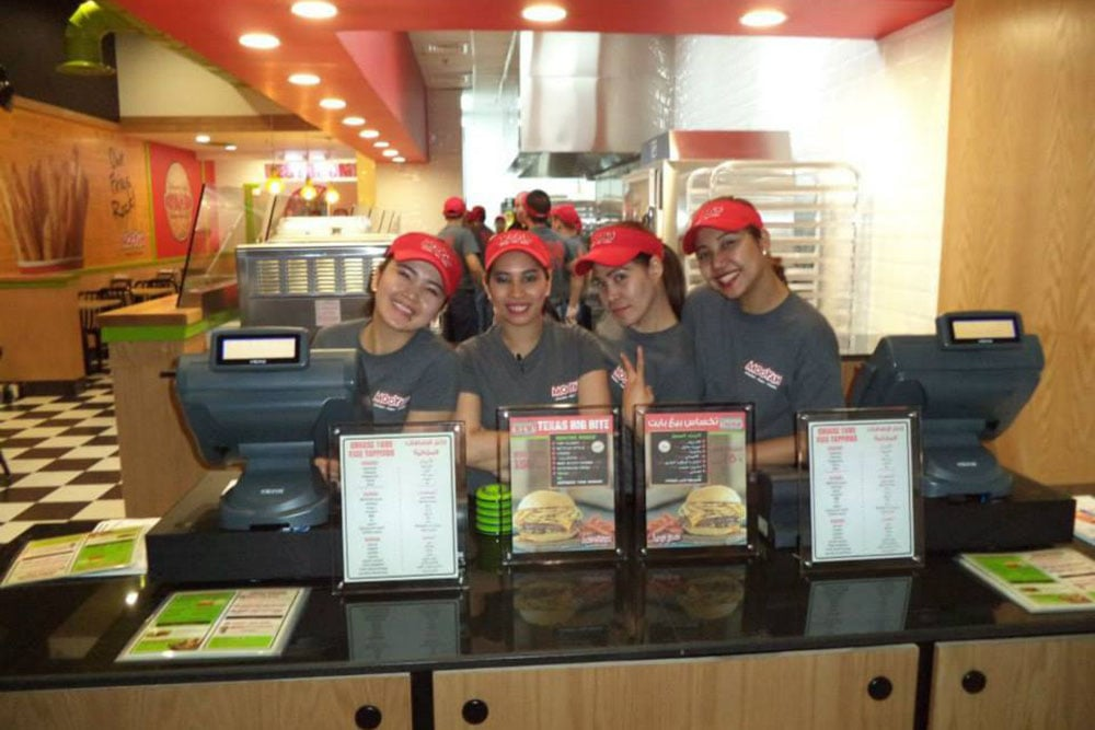 NOW OPEN! - MOOYAH Burger & Fries officially announced the opening of their newest location in Kuwait.