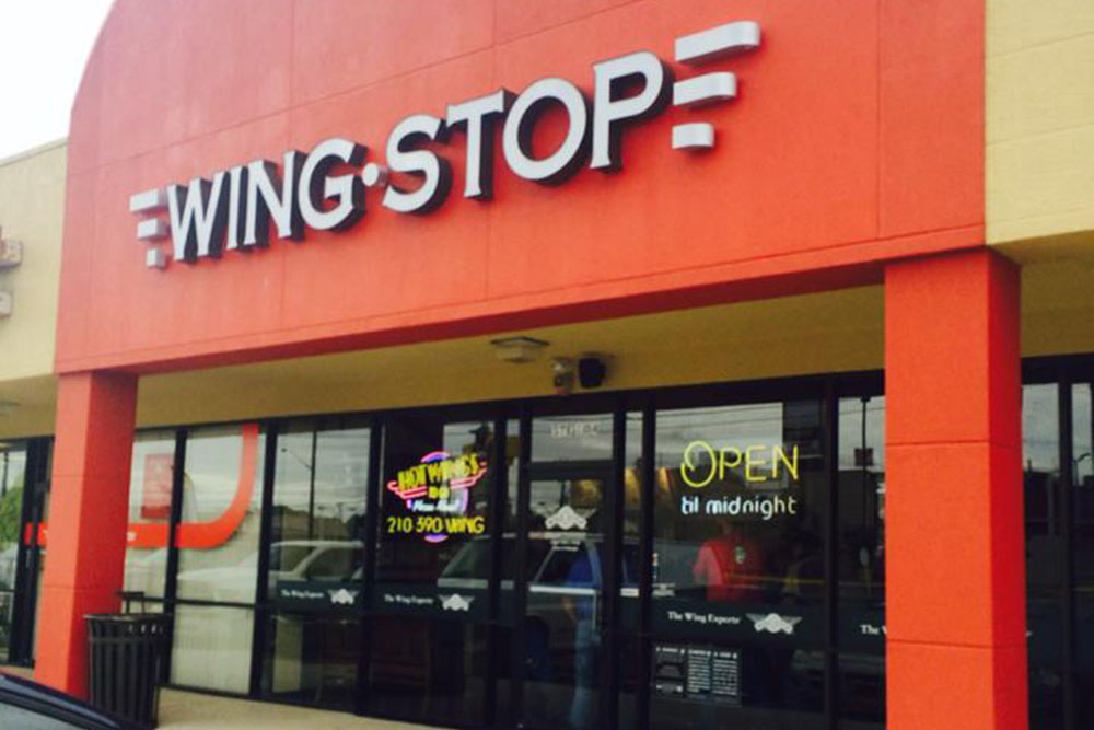 NOW OPEN! - Wingstop has officially announced the opening of their newest restaurant location in San Antonio, Texas