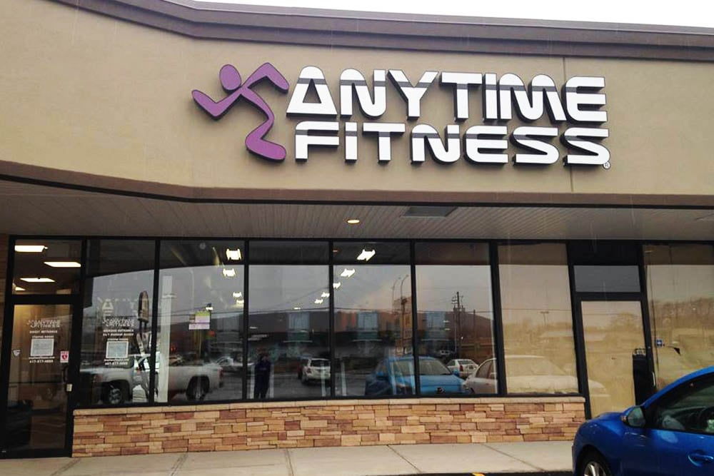 NOW OPEN! - Wilkus Architects works with Anytime Fitness to develop it's latest location in Binghamton, New York