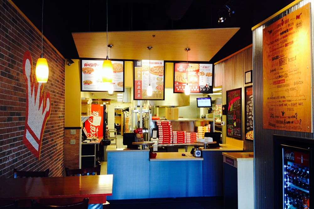 NOW OPEN! - Toppers Pizza Officially announced the opening of their newest restaurant location in St. Louis Park, MN.
