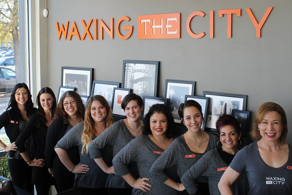 Waxing the City - Harahan, LA2