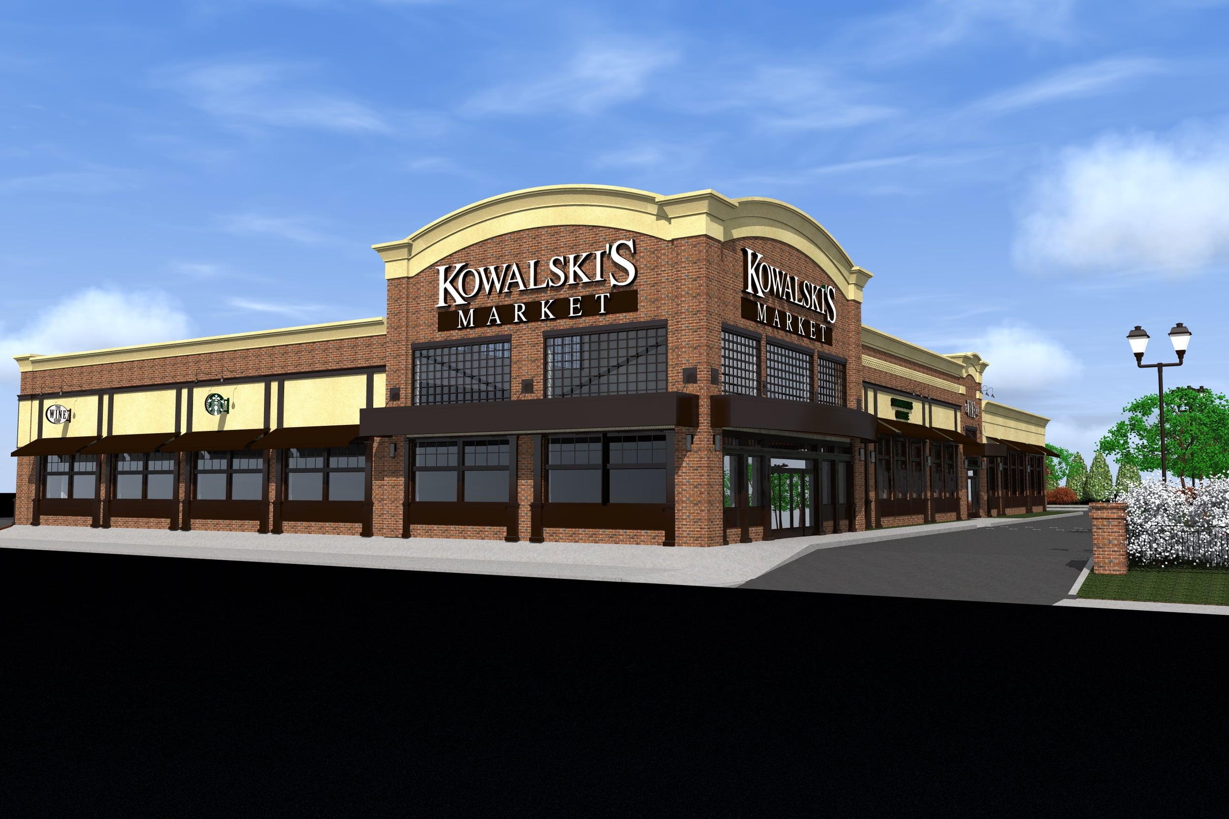 Kowalski's Markets - Construction Update