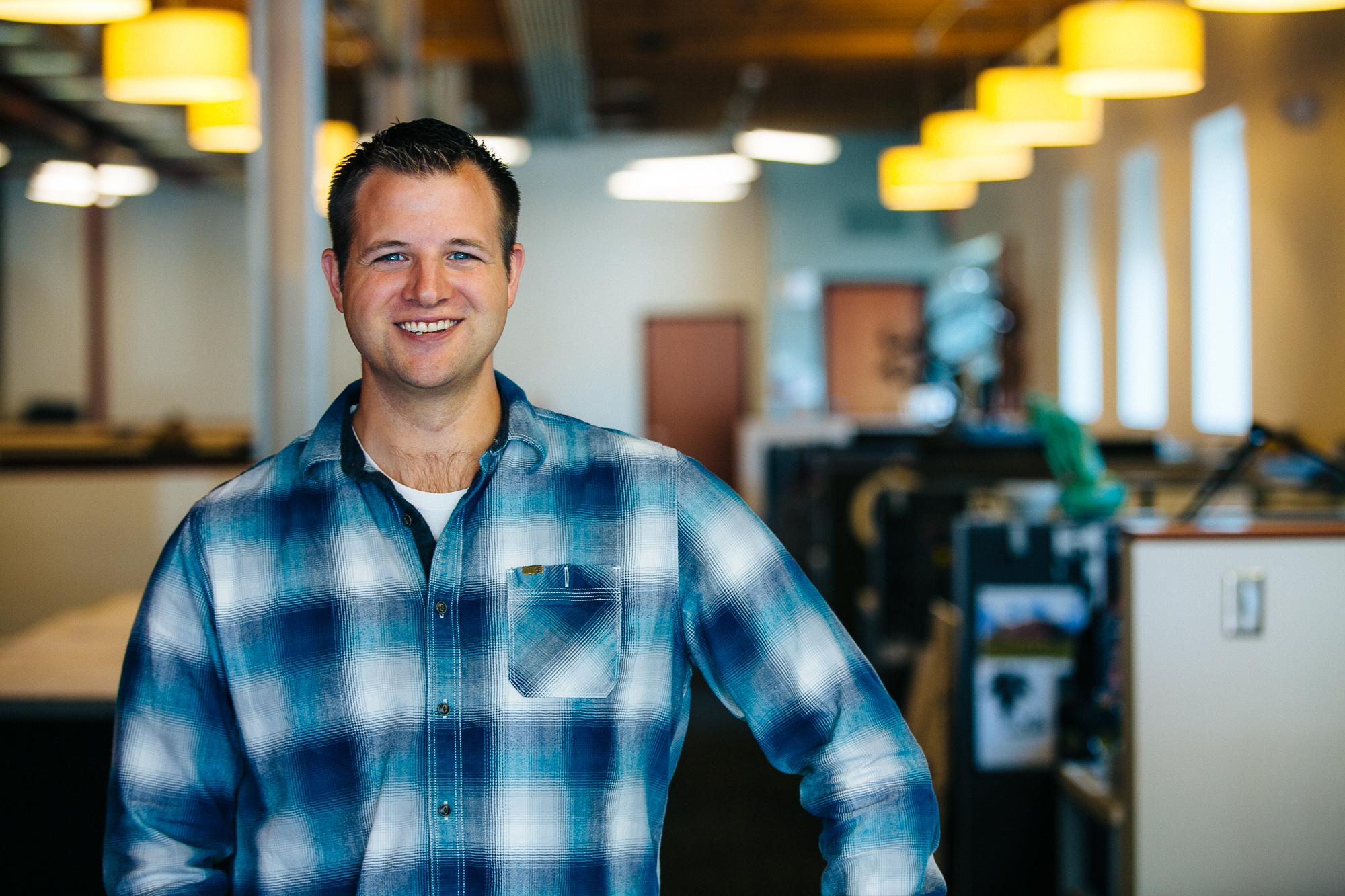 Brad Gelschus, AIA | Licensed in WI