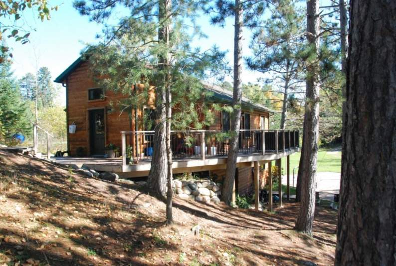 STAFF HOUSES -