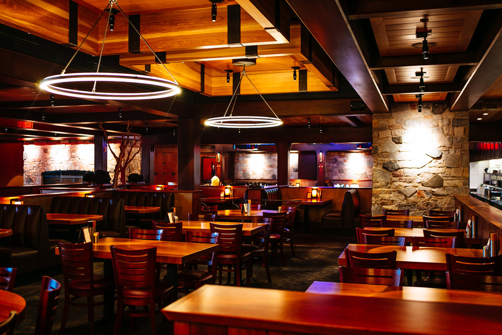 Redstone American Grill | WA Project