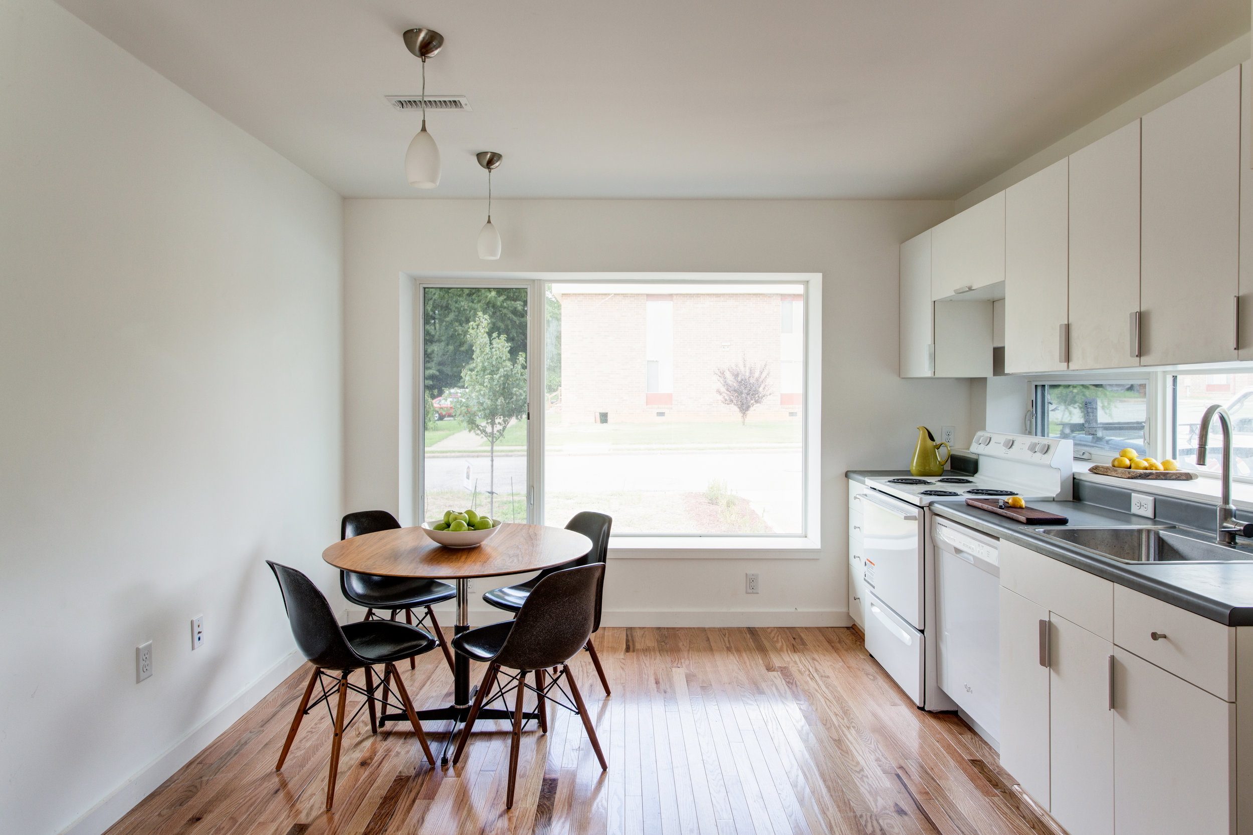 Dining Nook - ecoMOD South Passive House