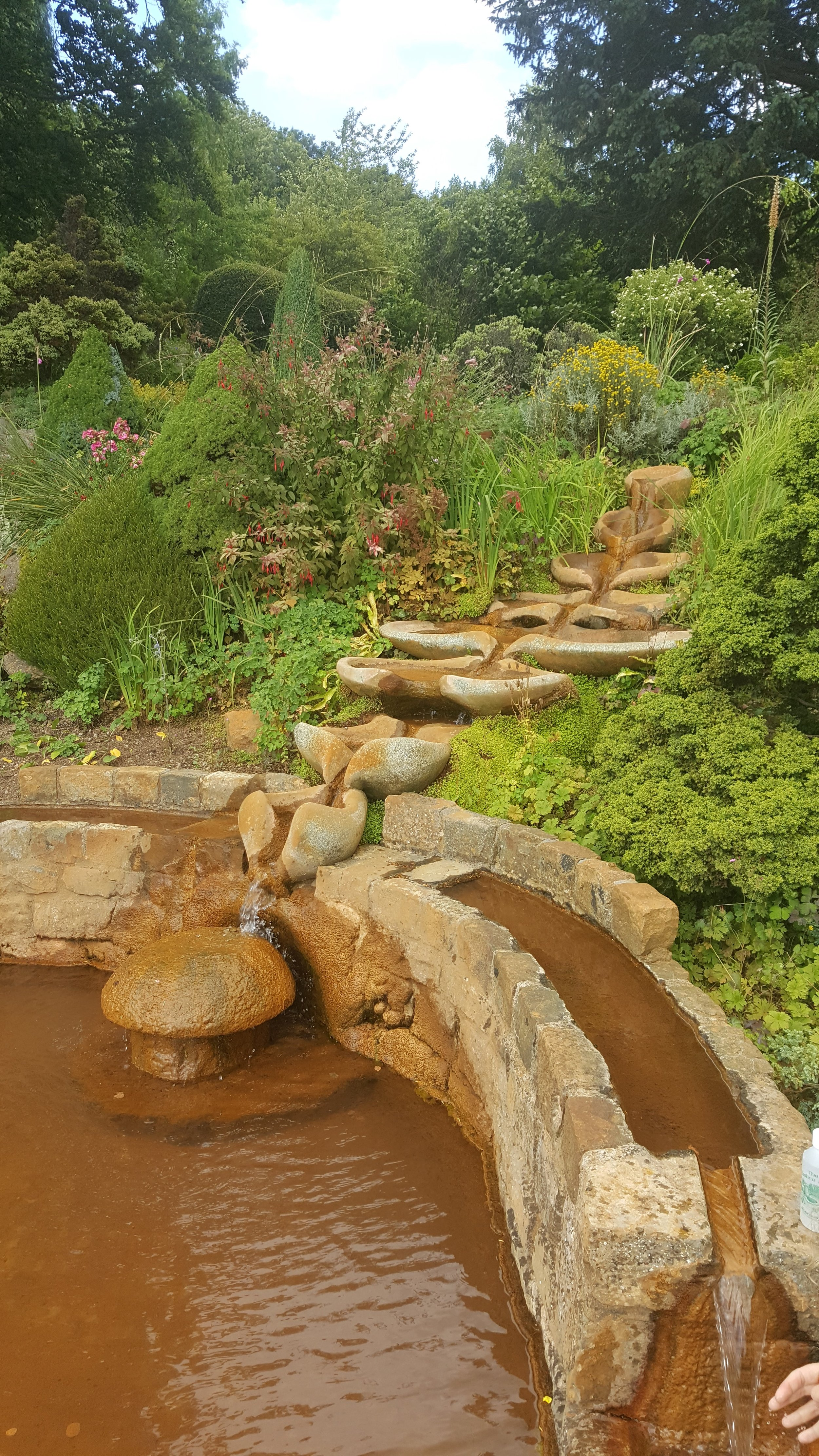 Chalice Well Waters