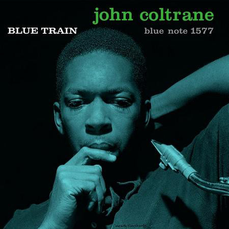 "Blue Train - By John Coltrane, 1958If you like a fast-paced saxophone, this is the perfect album for you. Coltrane plays quickly, but it is somehow smooth at the same time. My favorite song on this album is ""Lazy Bird."""