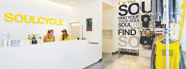 SoulCycle Reception Desk