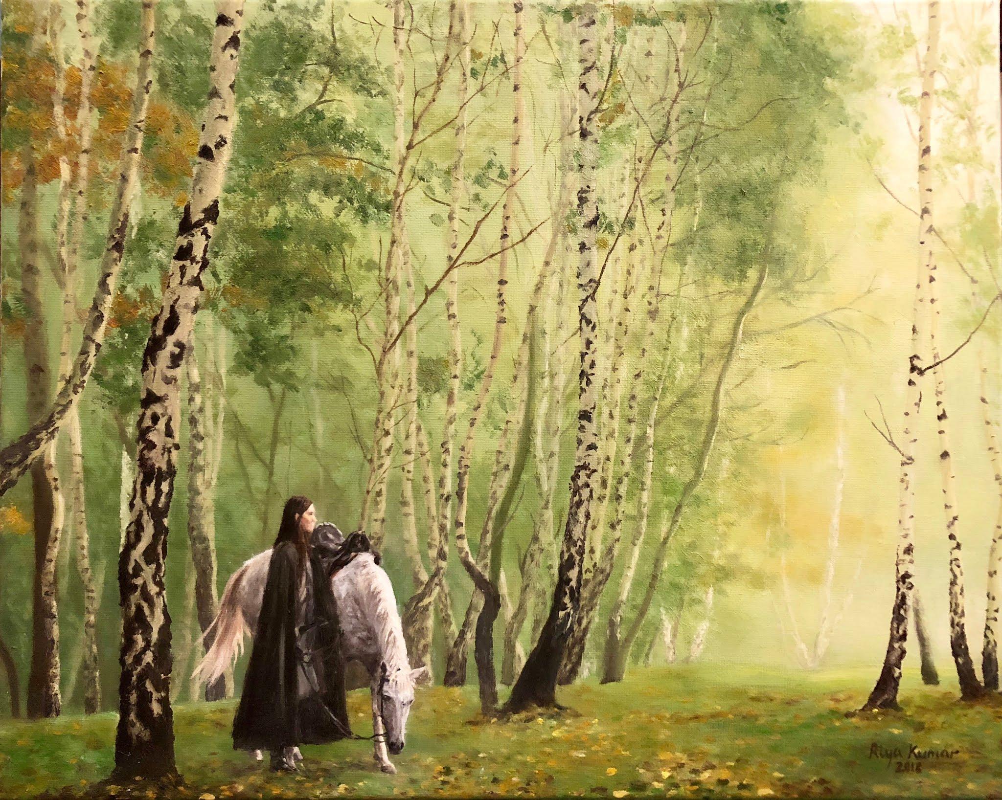 Media Type: Oil Painting