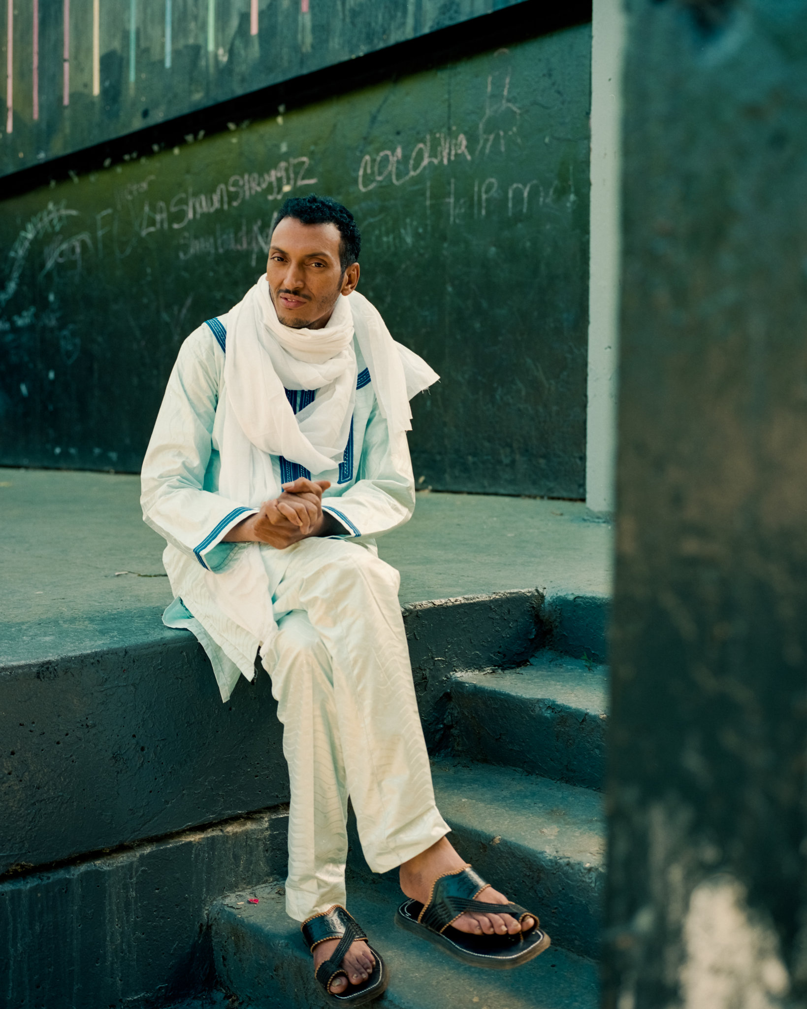 How Bombino Became the Sultan of Shred - Mike Rubin of The New York Times wrote an extensive feature on Bombino and his album 'Deran' premiering online May 17, 2018 and in the Sunday print edition May 20, 2018.Photo by Andre D. Wagner for The New York Times