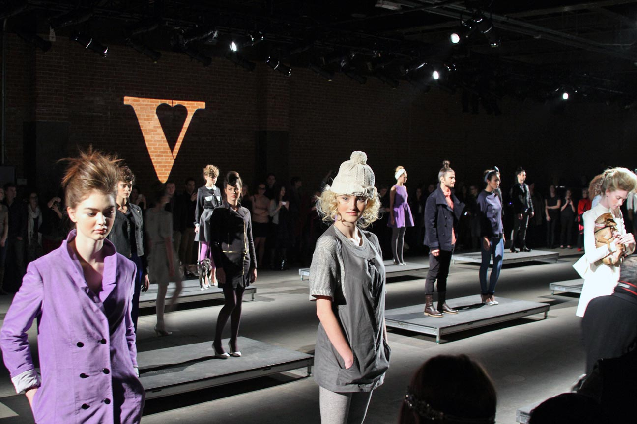Vaute Couture aims to produce styles that people love, and respect people, animals, and the planet along the way.