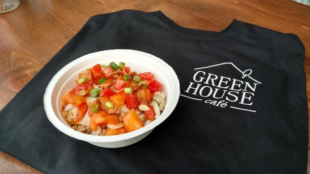 The Green House Café based in Fargo is the first vegan restaurant in North Dakota.