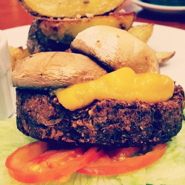 Eqvita burger