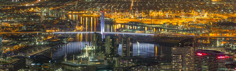Melbourne Bridge, Melbourne