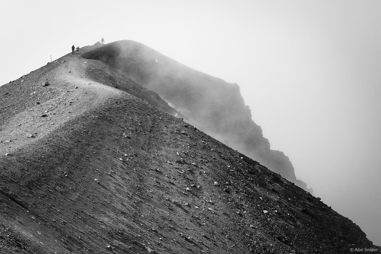The Walkway - Tongariro Volcano Field