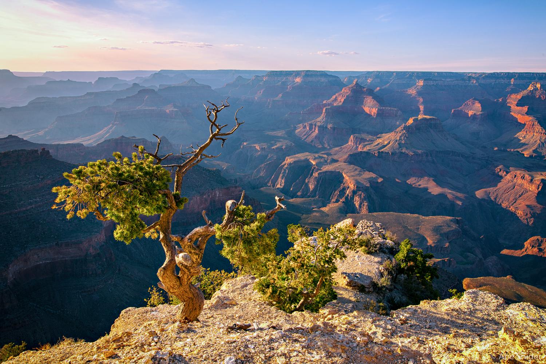 Yavapai Point - Grand Canyon South Rim