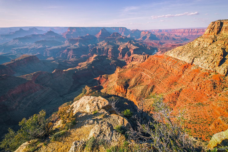 Moran Point - Grand Canyon