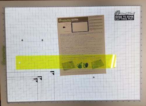 Cutterpillar Light Board and Cutting Mat